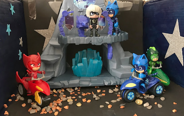 PJ Mask Super Moon playset