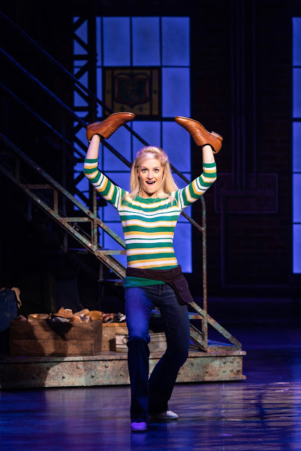 kinky boots uk theatre review 2019