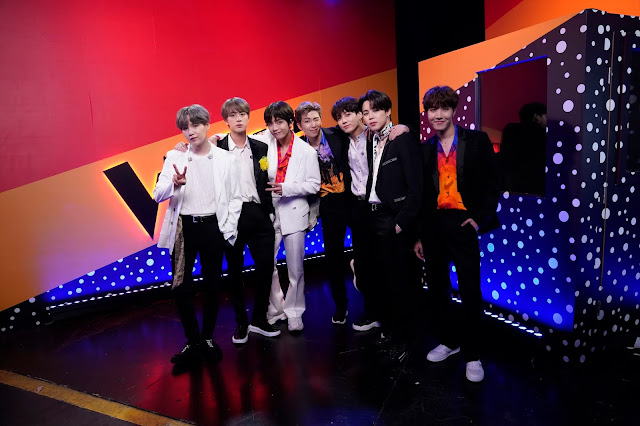 Watch: BTS Perform 'Boy With Luv' on 'The Voice' Finale (Video)