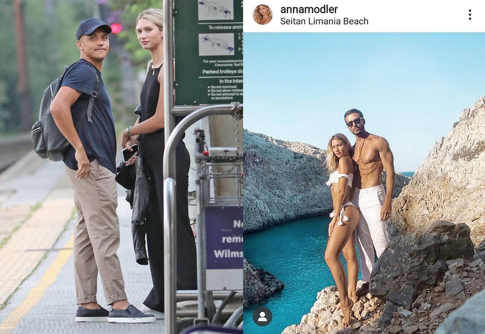 Anna reconoció de inmediato a Marco Ferri, con Alexis eso no pasó