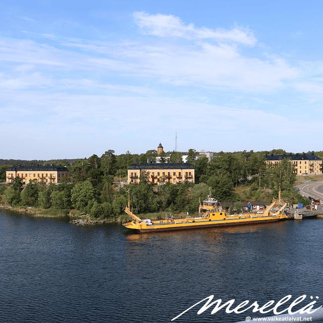 Baltic Princessin 23 h -risteily