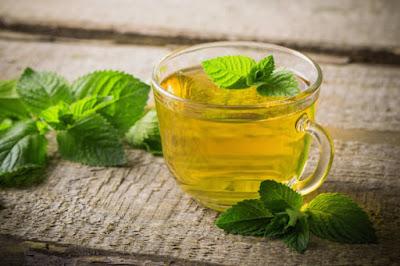 Drink mint tea