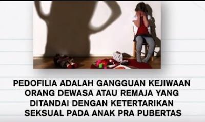 Tanda dan Gejala Pedofilia