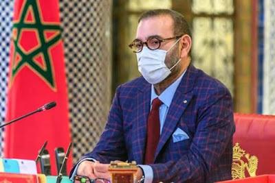الملك محمد السادس نصره الله  يستحضر تألق الفنان عبد المنعم الجامعي