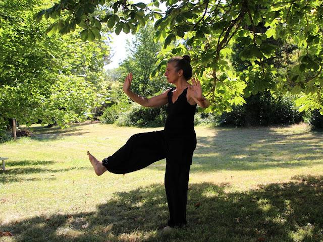 Yoga, Qi Gong and breathwork