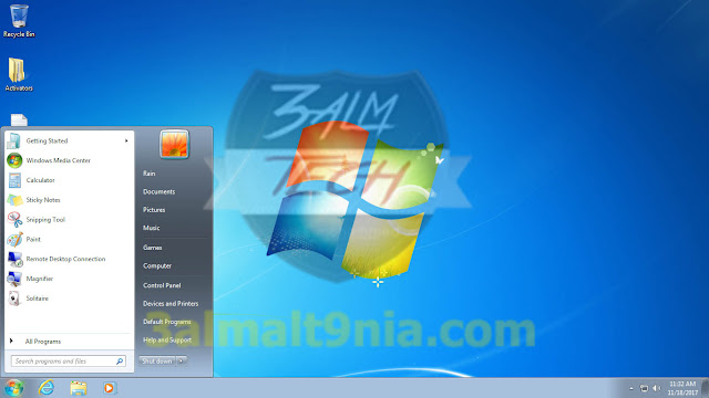 Windows 7 Ultimate Sp1 X64 En - عالم التقنيه