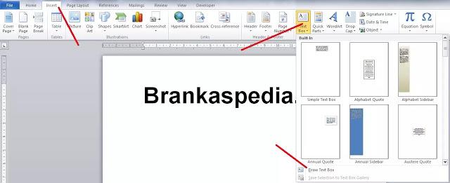 Cara Menambahkan Text Box Ke Microsoft Word-1
