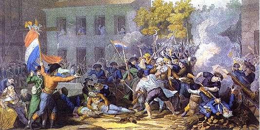 Resultado de imagen para revolucion francesa y masoneria