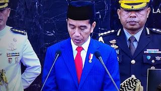Jokowi Akan Dikenang Sebagai Presiden Yang Paling Banyak Dosa Sejarah