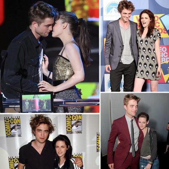 Sports Scandal: Kristen Stewart and Robert Pattinson have ...