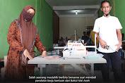 Baitul Mal Aceh : 980 Masyarakat Miskin Terima Bantuan Peralatan Kerja