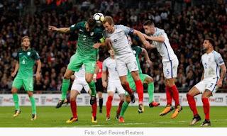 Inggris vs Slovenia 1-0 Highlights - Kualifikasi Piala Dunia 2018