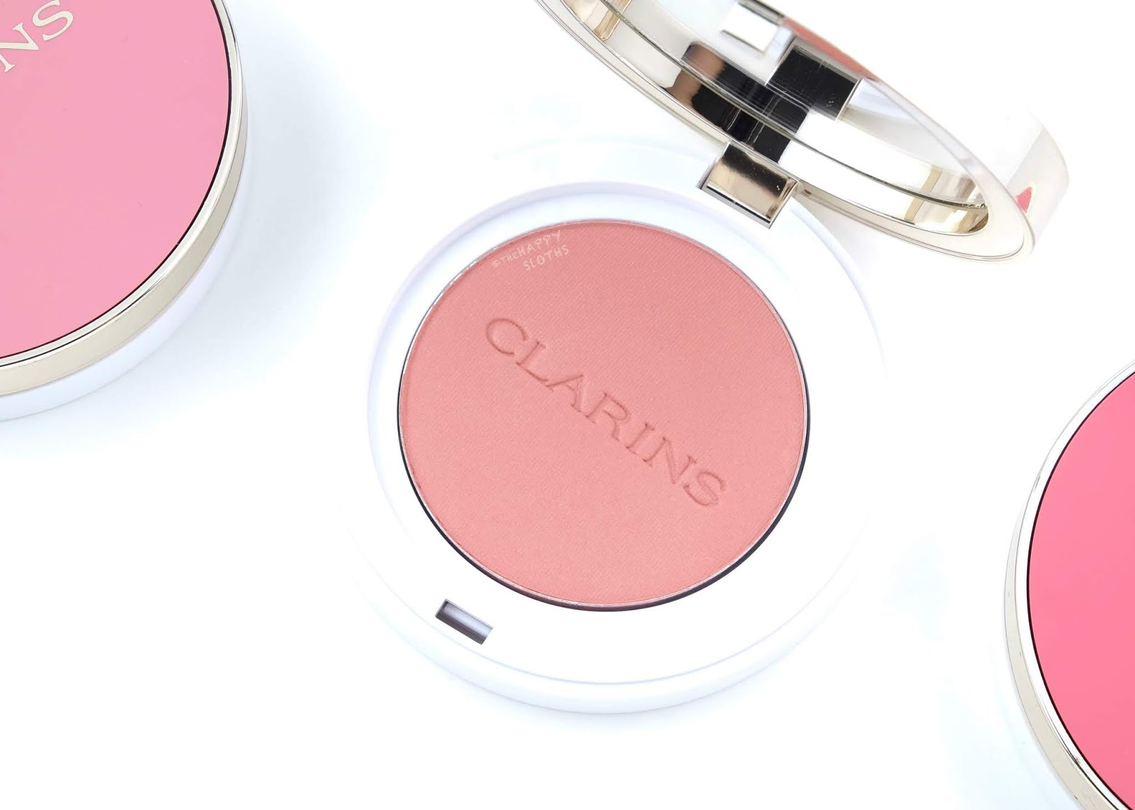"Clarins | Fall 2019 Joli Blush in ""06 Cheeky Coral"": Review and Swatches"