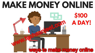 What are the ways to make money online