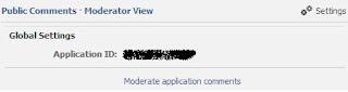 cara membuat komentar facebook diblog