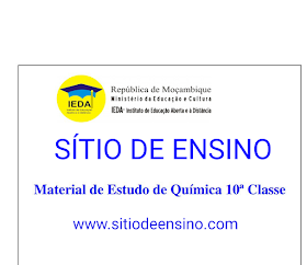 MODULO DE QUIMICA 10a classe DOWNLOAD