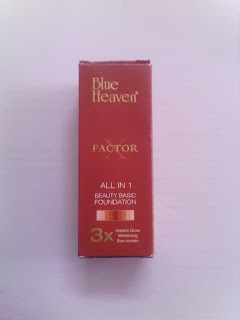 BLUE HEAVEN X FACTOR FOUNDATION REVIEW