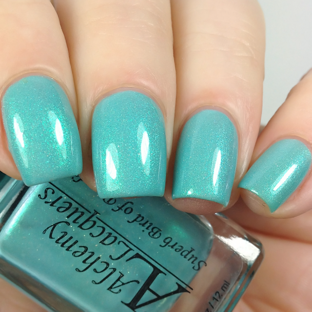 Alchemy Lacquers-Superb Bird of Paradise