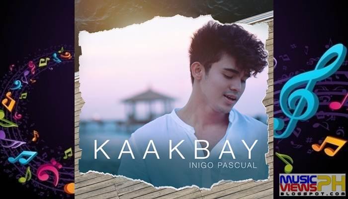 Iñigo Pascual - Kaakbay (2019) Single - MusicViewsPH