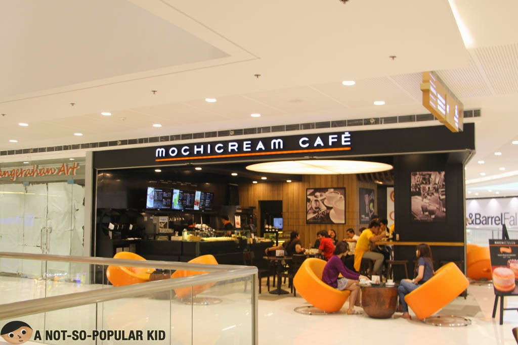 Mochicream Cafe - house of authentic matcha drinks and desserts