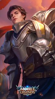 Zilong Blazing Lancer Shinning Knight Heroes Fighter Assassin of Skins V2