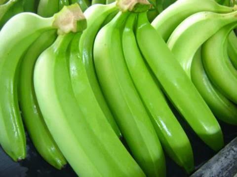 Receita de Biomassa de Banana Verde do Vale do Ribeira