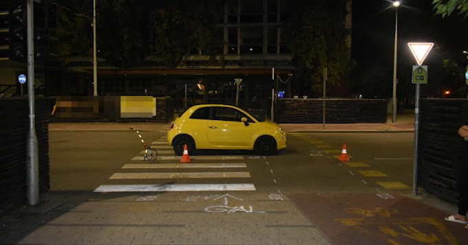 Gyalogost gázolt el egy autó Szolnokon