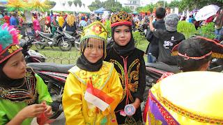 Lomba Balap Pancung Belakangpadang, Puncak Perayaan Hardiknas Kota Batam 2017 4