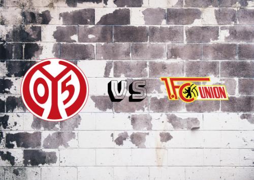 Mainz 05 vs Unión Berlín  Resumen