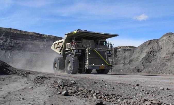 Liebherr exporta cinco unidades do novo T 264 para o Chile