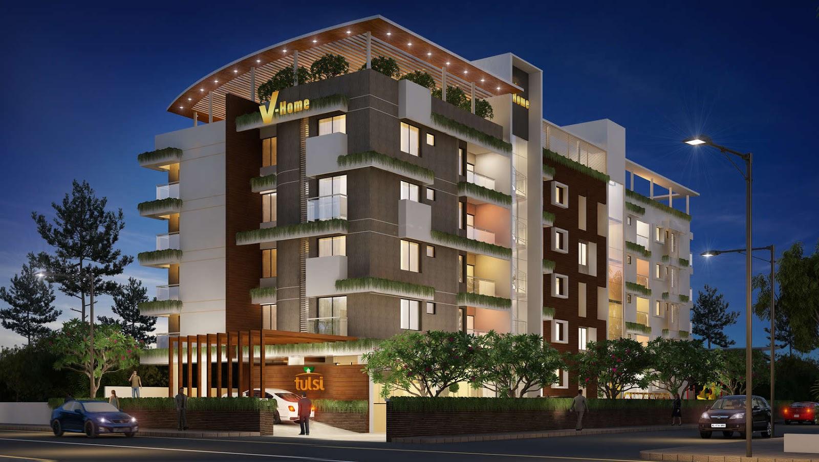 Luxury Apartments Kochi
