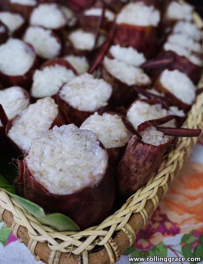 orang asli food in malaysia