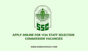 SSC Recruitment 4850 posts for junior clerk 2019 Apply