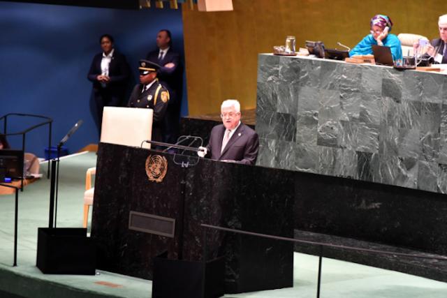 Presiden Palestina : Jika Israel caplok wilayah pendudukan, semua kesepakatan mati