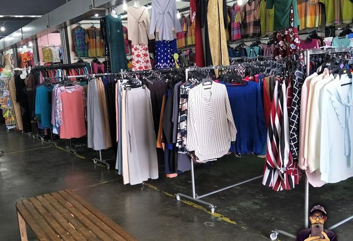 Shopping Baju Kurung, Blouse dan Tudung Berjenama Harga Murah di BFO