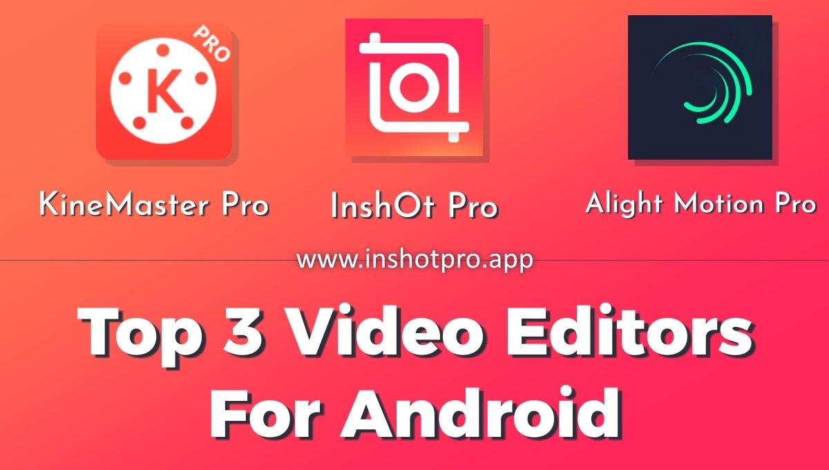 top video editors