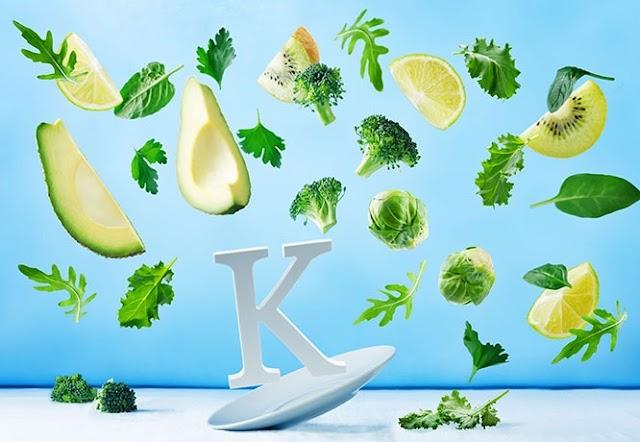 أبرز فوائد ومصادر فيتامين ك.. وأعراض نقصانه
