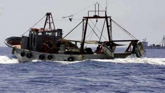 Η Τουρκία συνέλαβε ψαράδες κυπριακού αλιευτικού