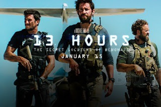 13 Hours The Secret soldiers  of Benghazi. Dual audio HD