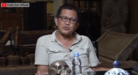 Rocky: Demi Omnibus, PDIP Tidur Sekamar dengan Golkar lalu Mimpi Soekarno