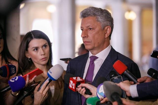 Юрій Бойко: Єдиний шанс врятувати країну – зупинити політику кредитів та розпродажу