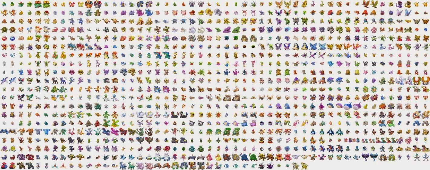 all 718 shiny pokemon - photo #2