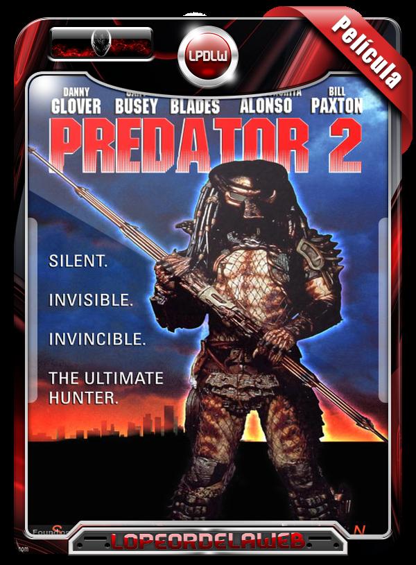 Predator-2 (1990) 720p H264 Dual Mega