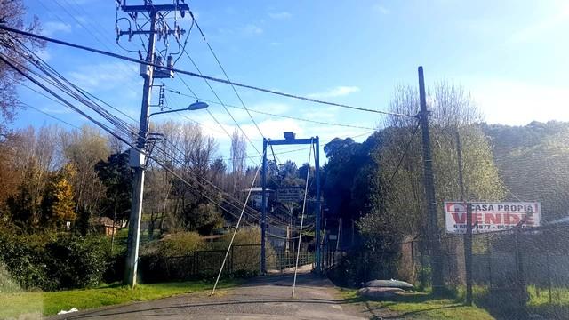 Pasarela Peatonal Osorno