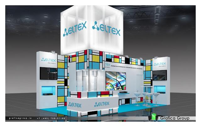 Выставочный стенд для компании «ELTEX»