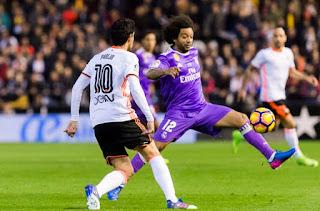 Real Madrid set for the clash against Valencia at Alfredo di Stefano Stadium