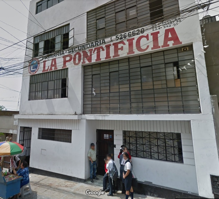 Colegio LA PONTIFICIA - Independencia