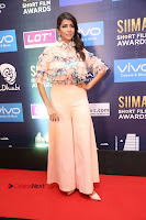 Actress Lakshmi Manchu Pos in Stylish Dress at SIIMA Short Film Awards 2017 .COM 0019.JPG