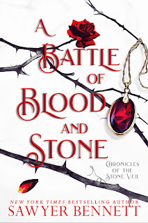 A Battle of Blood and Stone by Sawyer Bennett