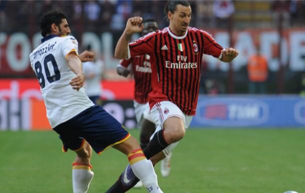 موعد مباراة ميلان وليتشي اليوم 22-06-2020 في الدوري الايطالي